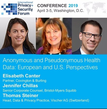 Anonymous and Pseudonymous Health Data: European and U.S. Perspectives
